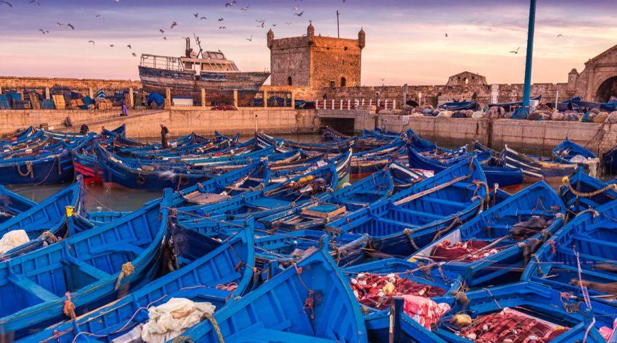 essaouira-port-in-morocco nomad morocco holidays