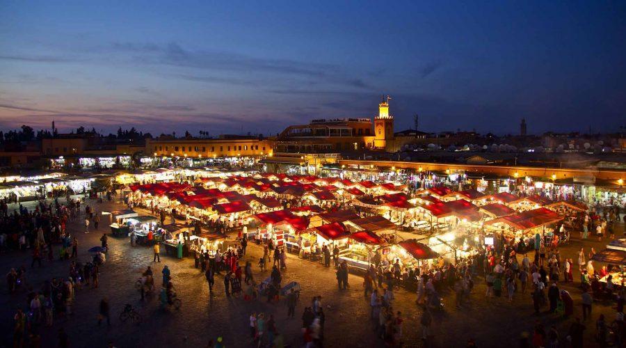 marrakech nomad morocco holidays
