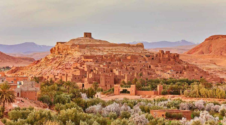 vista-general-ait-ben-haddou nomad morocco holidays